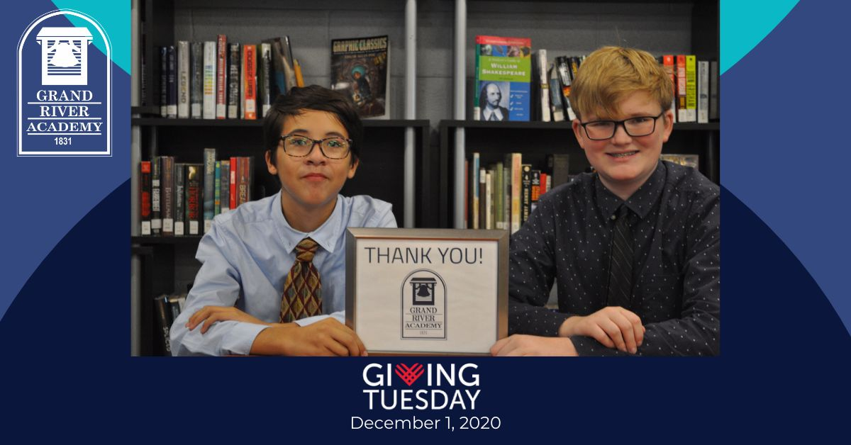 Giving Tuesday Appeal