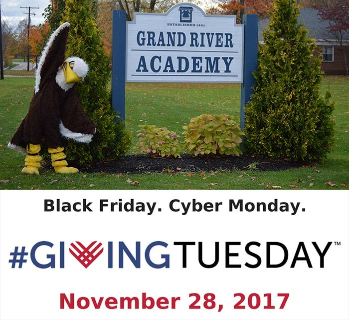 #GivingTuesday has arrived at GRA!