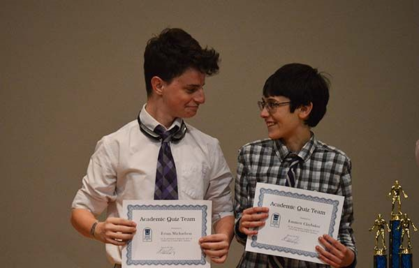Grand River Academy Announces Winter Awards